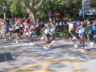 El Ayuntamiento de Cáceres pide a Salud Pública permiso para celebrar la Media Maratón, el 19 de septiembre