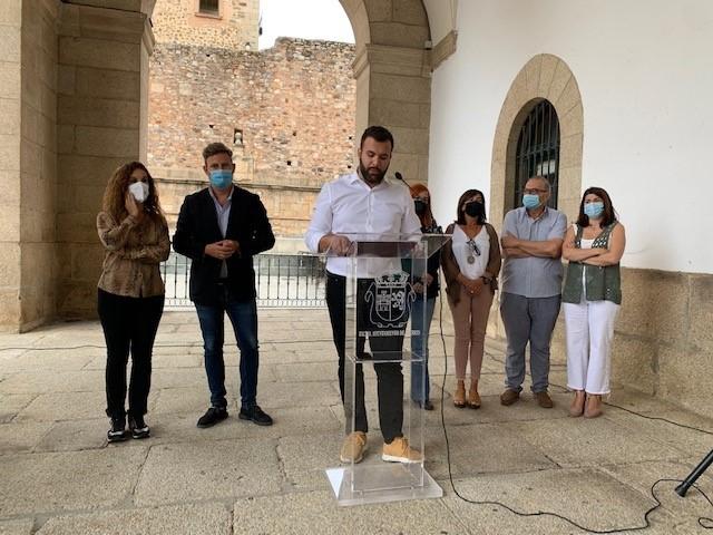 Cáceres acogerá, el próximo sábado, la IV edición de La Noche del Patrimonio, con actividades y más de 30 monumentos abiertos al público
