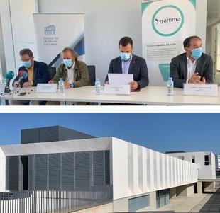 Echa a andar la Bioincubadora de la Ciudad de la Salud y la Innovación de Cáceres, que abrirá 32 líneas de investigación