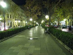 La nueva iluminación del Paseo de Cánovas y el Parque de Gloria Fuertes podrá contar con sensores de movimiento y ser telegestionada punto a punto