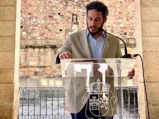El ayuntamiento hace un llamamiento a mantener las medidas sanitarias de seguridad y al uso del transporte público en las Ferias de Cáceres