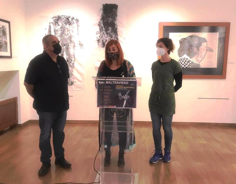 Arte escénico inclusivo y para todas las edades con la V Muestra de Escena Fronteriza de la Escuela de Maltravieso