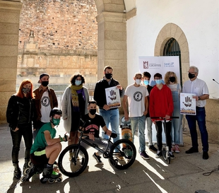 El VIII Festival de Cultura Urbana llega este fin de semana a Cáceres cargado de actividades para el público joven