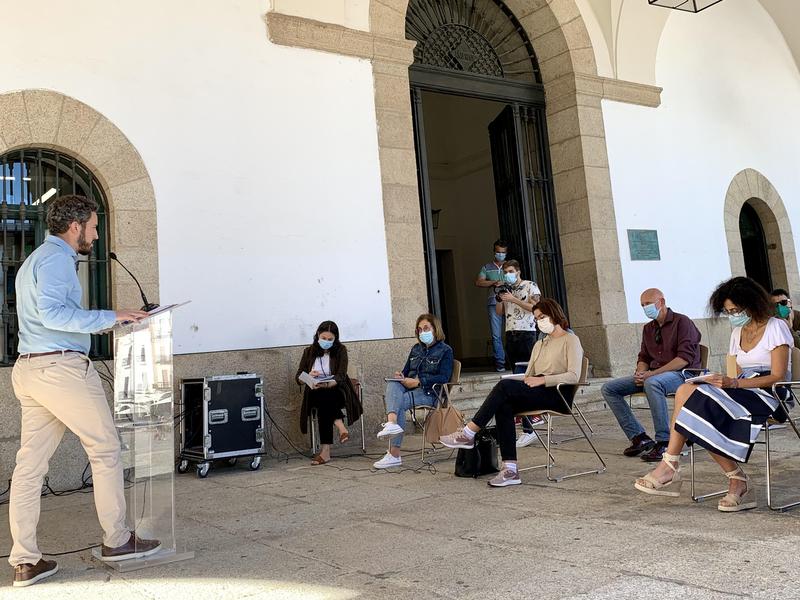 La cabalgata de los Reyes Magos volverá a recorrer las calles de Cáceres, con un tramo inclusivo y caramelos aptos para diabéticos y celíacos