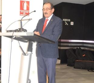 El Ayuntamiento decreta luto oficial por el fallecimiento de César García, el que fuera jefe de la Policía Local de Cáceres durante 27 años