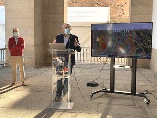 El Ayuntamiento de Cáceres digitaliza su inventario para que sea accesible para toda la ciudadanía