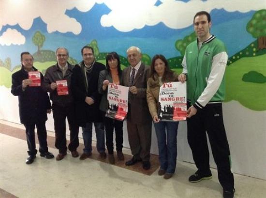 La Hermandad de Donantes de Sangre de Cáceres organiza durante este mes un maratón solidario de extracciones