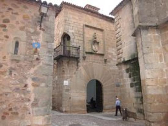 El Palacio de Carvajal de Cáceres inicia este jueves un programa semanal de visitas guiadas